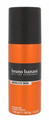 Bruno Banani 150ml absolute man, deodorant