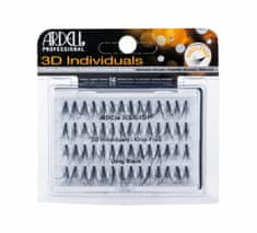 Ardell 56ks 3d individuals duralash knot-free, long black