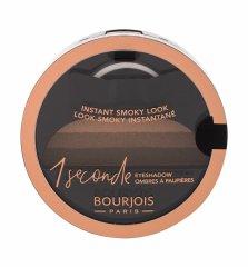 Bourjois Paris 3g 1 second, 02 brun-ette a dorée, oční stín