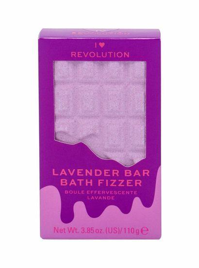 I Heart Revolution 110g chocolate, lavender