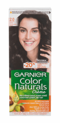 Garnier 40ml color naturals créme, 2,0 soft black