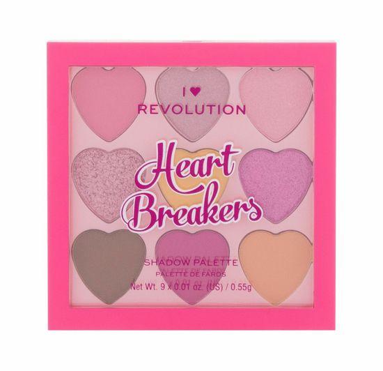 I Heart Revolution 4.95g heartbreakers palette
