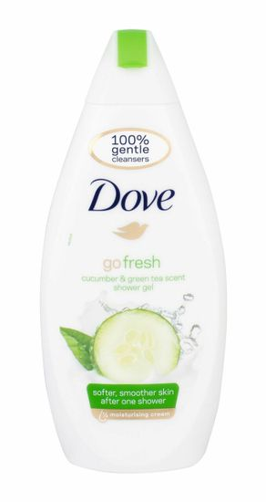 Dove 500ml go fresh cucumber, sprchový gel
