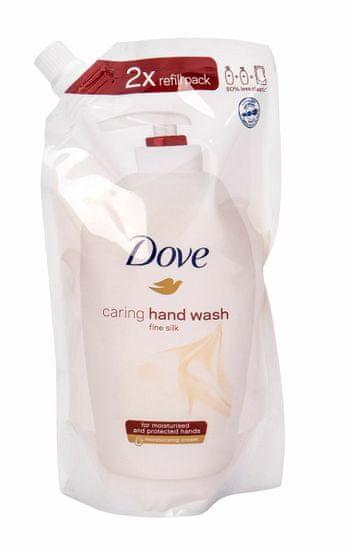 Dove 500ml fine silk, tekuté mýdlo, náplň
