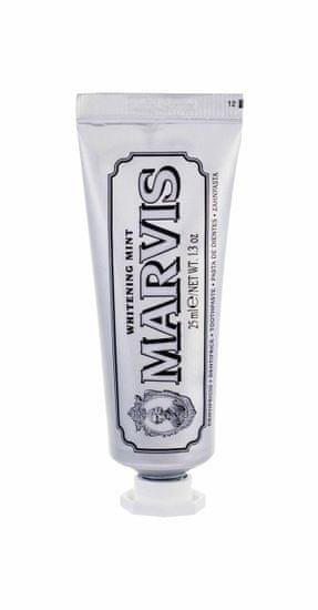 Marvis 25ml whitening mint, zubní pasta