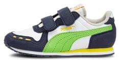 Puma tenisówki chłopięce Cabana Racer SL V PS 36073292 28 wielokolorowe