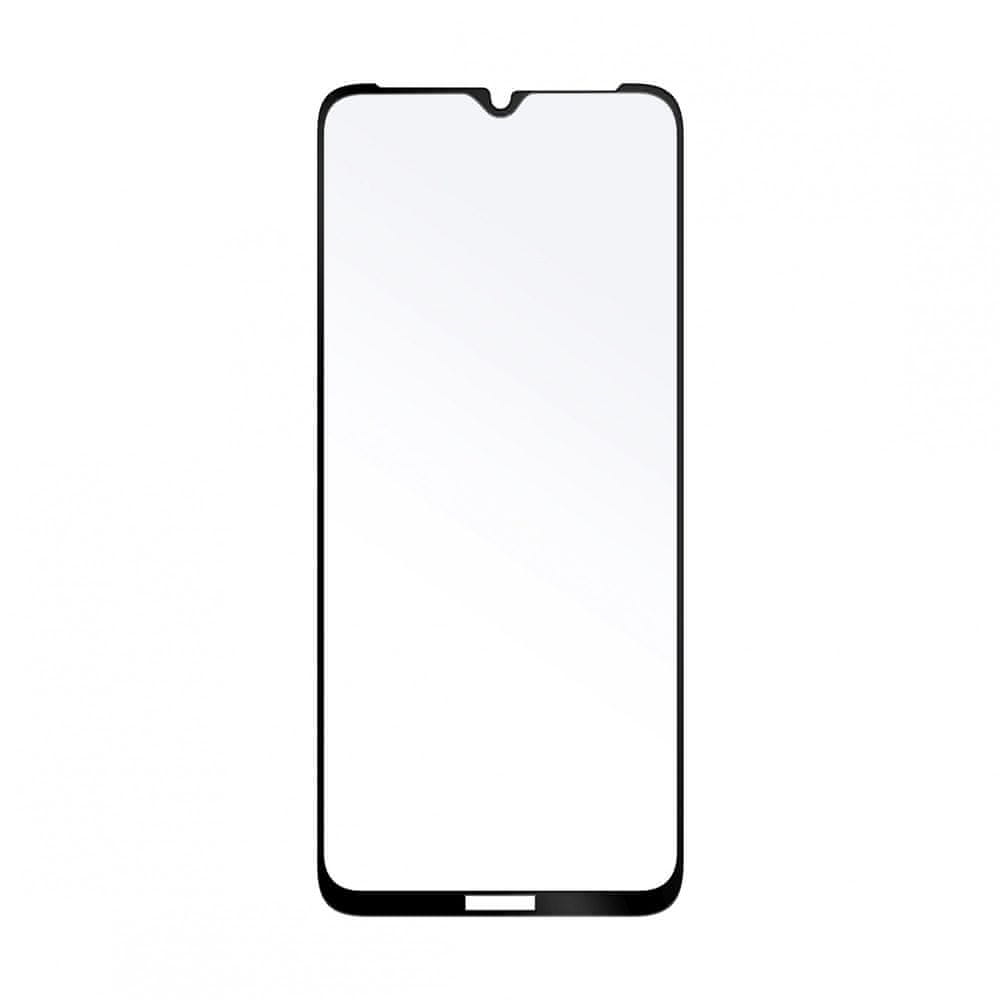 FIXED Ochranné tvrzené sklo Full-Cover pro Sony Xperia 10 III, lepení přes celý displej FIXGFA-649-BK, černé