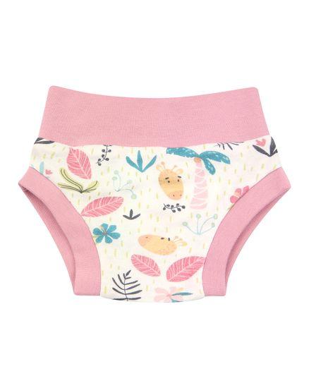 Nini ABN-2618 hlače za djevojčice od organskog pamuka