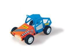 Stanley Stavebnice, auto buggy, dřevo OK036-SY