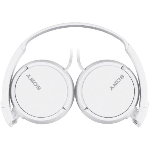 SONY MDRZX110W.AE elforgatható kialakítású zárt fejhallgató, fehér