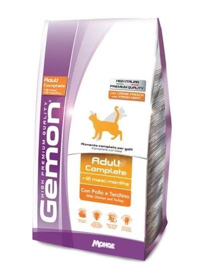 Gemon Gemon Adult Complete hrana za mačke, piletina i puretina, 20 kg