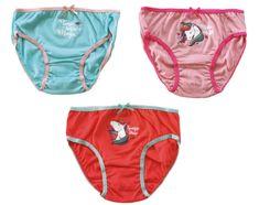 Disney 3pack lány alsónemű ZK50850, 98/104, rózsaszín