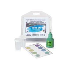 Kapkové testery DUKE DUKE pH - kapkový tester bazénové vody a vody ve vířivých vanách