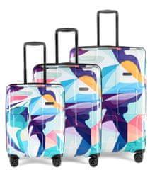 EPIC Sada kufrů Crate Ex Wildlife Miami Abstract 3-set