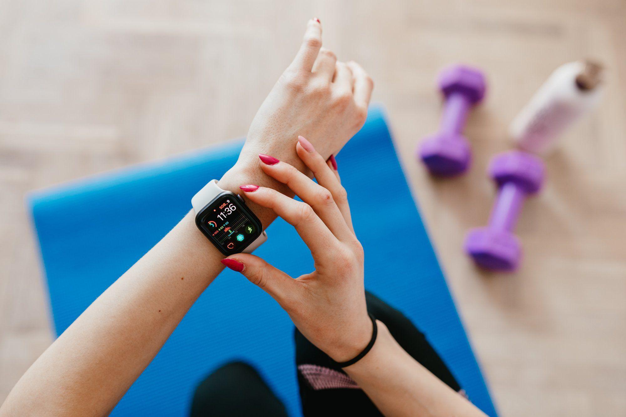 Smart športové hodinky