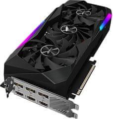 GIGABYTE GeForce RTX 3070 AORUS MASTER 8G, 8GB GDDR6 (GV-N3070AORUS M-8GD)