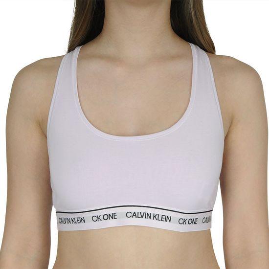 Calvin Klein Dámska podprsenka CK ONE fialová (QF5939E-VOU)