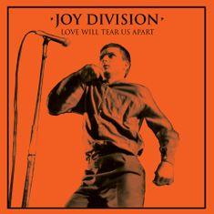 Joy Division: Love Will Tear Us Apart - Halloween Edition - LP