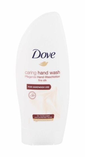 Dove 250ml fine silk, tekuté mýdlo