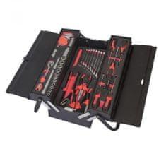 MAGG Plechový kufr s nářadím 59 dílů
