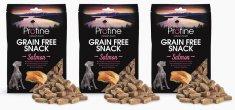 Profine Grain Free Snack Salmon 3 x 200g