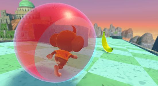 Sega Super Monkey Ball: Banana Mania - Launch Edition (Xbox One & Xbox Series X)