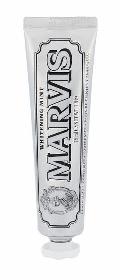 Marvis 75ml whitening mint, zubní pasta