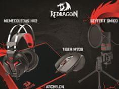 Redragon komplet slušalke H112 + miška M709–1 + mikrofon GM100 + podloga