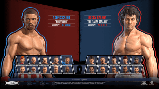 Ravenscourt Big Rumble Boxing: Creed Champions - Day One Edition (PS4)