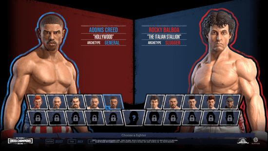 Ravenscourt Big Rumble Boxing: Creed Champions - Day One Edition (Nintendo Switch)
