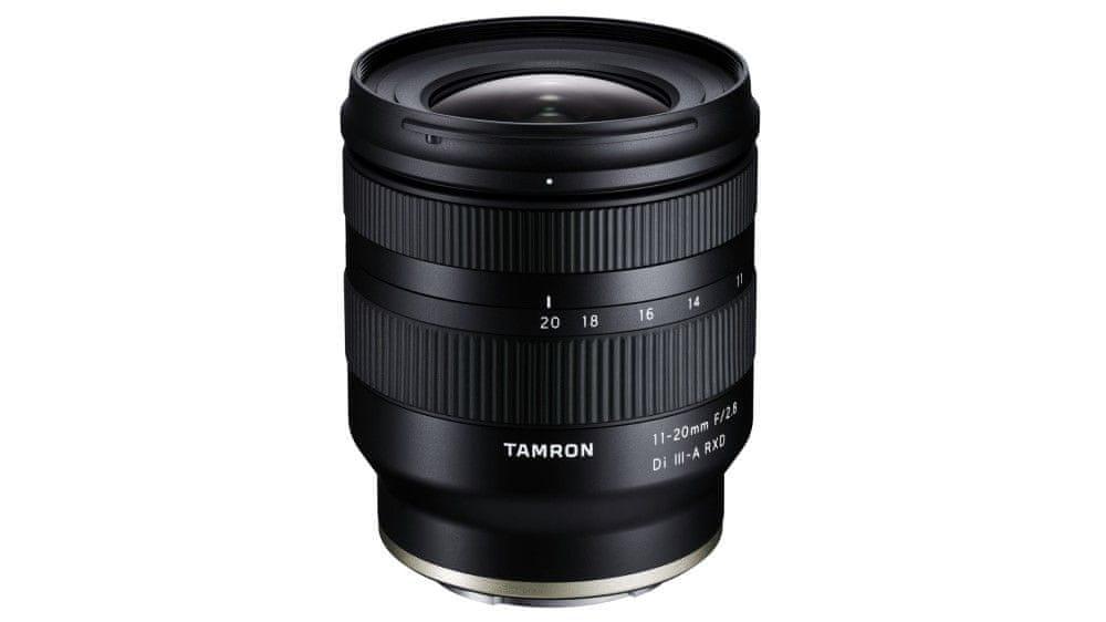 Tamron 11 – 20 mm F/2.8 Di III-A RXD