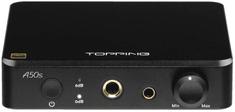 Topping wzmacniacz słuchawkowy A50s, czarny