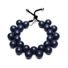 Ballsmania Originálne náhrdelník C206 19-4013 Blu Scur