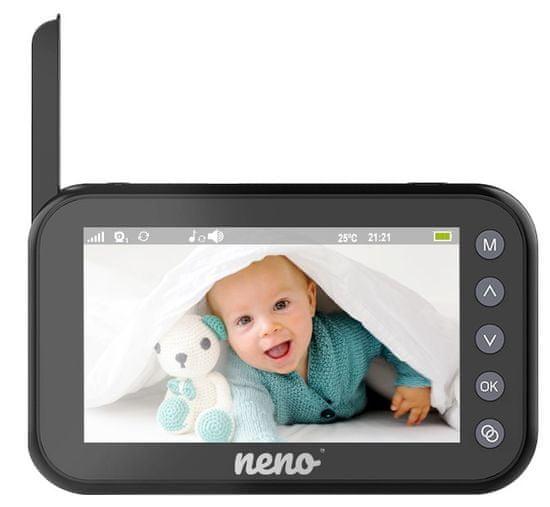 Neno niania elektroniczna Nero video baby monitor