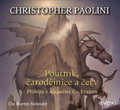 Paolini Christopher: Poutník, čarodějnice a červ - MP3-CD
