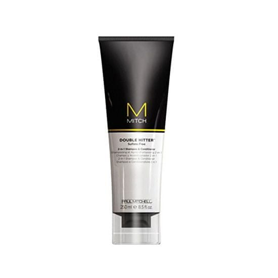 Paul Mitchell Mitch (Double Hitter Sulfate-Free 2 In 1 Shampoo & Conditioner) 250 ml