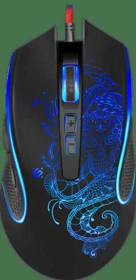 Defender optična gaming miška Venom GM-640L