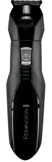 REMINGTON PG6030 teljes nyíró készlet, Akkumulátor, 4 trimmelő fej, 2 fésű, Önélező
