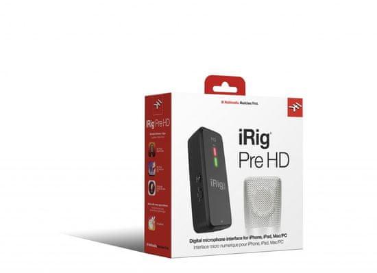 IK Multimedia iRig PRE HD