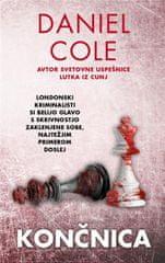 Daniel Cole: Končnica, mehka vezava
