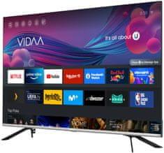 Hisense 55E76GQ Ultra HD televizor, Smart TV