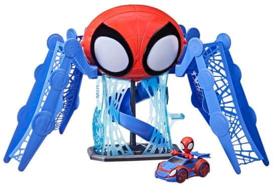 Spiderman zestaw Spidey Amazing Friends