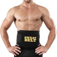 Netscroll Pas za moške in ženske, ki pospešuje kurjenje maščob SaunaBelt