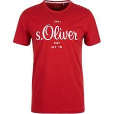s.Oliver Pánské triko Regular Fit 13.106.32.X477.3118 (Velikost S)