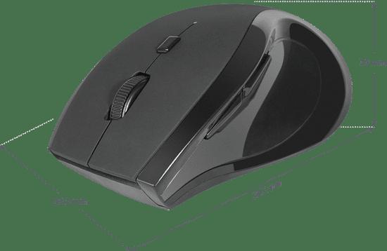 Defender brezžična optična miška Accura MM-295