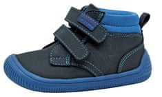 Protetika chlapecká kotníčková barefoot obuv Fox Tyrkys 20 tmavě modrá