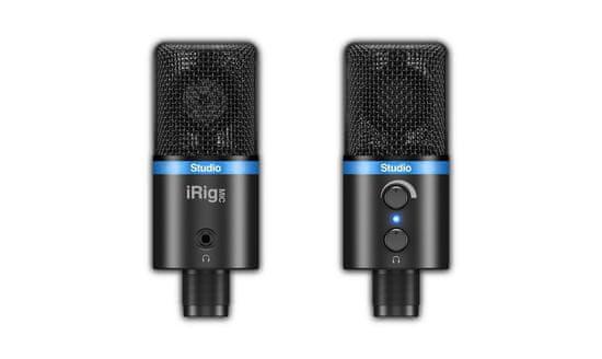IK Multimedia iRig Mic Studio - Black
