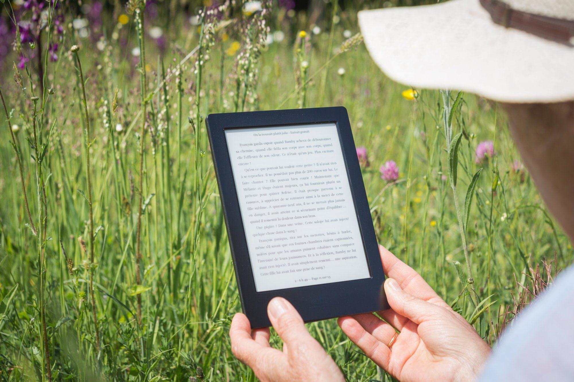 Jak vybrat čtečku knih