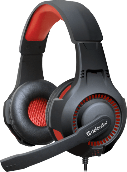 Defender gaming kopmlet slušalke + miška + podlaga Devourer MHP-006