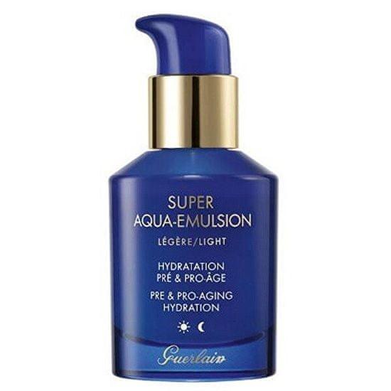 Guerlain Nawilżająca emulsja do skóry Super Aqua EmulsjaLight (Pre & Pro-Aging Hydration ) 50 ml